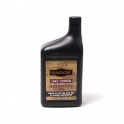 "Öl ""SAE 20W50 Motorcycle Oil"" von Motor Factory"