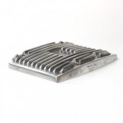 Ribbed Rockerbox Covers for Evo-Bigtwins