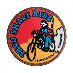 Patch Thou Shalt Ride