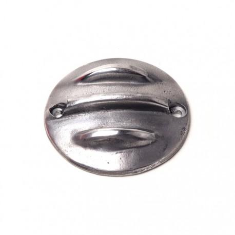 """Pointcover """"Ribbed"""" Aluminium horizontal"""